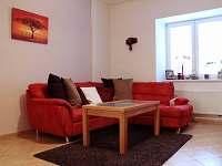 Obyvací místnost, Apartmán I (přízemí)