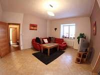 Obyvací místnost Apartmán (přízemí)