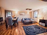 Apart. 2 - obývací pokoj - Kamenice nad Lipou - Březí