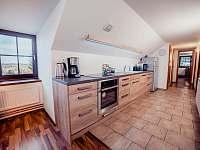 Apart. 3 - kuchyň - Kamenice nad Lipou - Březí