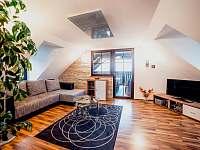 Apart. 3 - obývací prostor - Kamenice nad Lipou - Březí