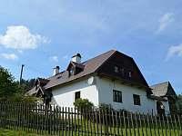 ubytování na Svitavsku Chalupa k pronajmutí - Březiny