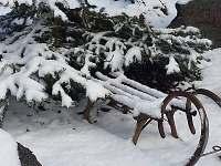 Roubenka - pronájem chalupy - 25 Česká Rybná
