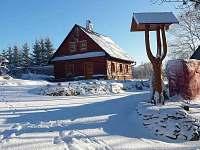 Vysočina: Chalupa k pronajmutí