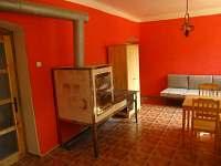 Kuchyně pro žlutý a zelený pokoj