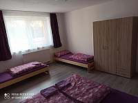 Ložnice 1 - pronájem apartmánu Nový Rychnov