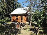 ubytování  na chatě k pronajmutí - Strážek