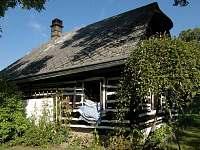 ubytování na chatě k pronájmu Česká Rybná