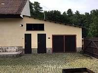 Chalupa Slaviboř - ubytování Slaviboř