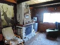 Stylová chata - chata ubytování Seč - 5