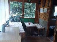 předsíň - chata ubytování Seč