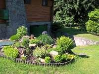 zahrada - chata k pronájmu Seč