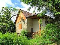 Chata ubytování v obci Horní Ledeč