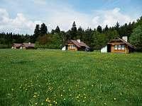 ubytování Sirákov na chatě