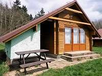 ubytování Ski park Harusův kopec - Nové Město na Moravě Chata k pronájmu - Hlinné