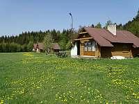 Chata k pronájmu - dovolená Bazén Bystřice nad Perštejnem rekreace Hlinné