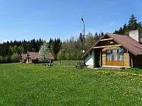 Chata k pronájmu - dovolená Přehrada Strž rekreace Hlinné