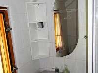 koupelna - chata č. 3