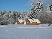 Chata k pronájmu - dovolená Přírodní koupaliště Nové Město na Moravě rekreace Hlinné