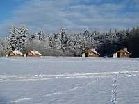 ubytování Nové Veselí na chatě k pronájmu