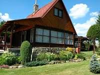 Chata ubytování v Polničce