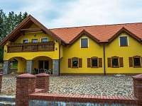 ubytování na Havlíčkobrodsku Rodinný dům na horách - Čachotín