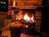 krb s grilem a rošty + lávový kámen