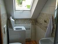 Koupelna čtyřlůžko - Mrákotín
