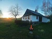 ubytování na Žďársku Chalupa k pronájmu - Křižánky