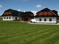ubytování  v penzionu na horách - Vlachovice