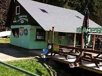 Občerstvení na přehr.č.1 +prodej povolenek,nástrah,krmení na ryby, ...