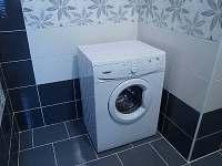 Byt č.2 - Automatická pračka