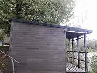 Sauna u rybníka Roštýn - Telč