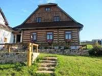 ubytování  na chalupě k pronajmutí - Moravské Křižánky
