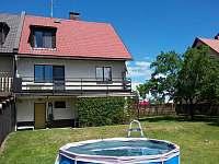 Rekreační dům ubytování v obci Sobíňov