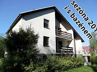 Vila na horách - Vříšť Vysočina