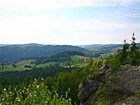 Okolní prostředí - chata k pronájmu Javorek