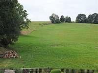 Výhled z chaty - Javorek