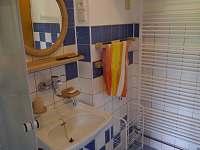 koupelna - pronájem chalupy Hlohov