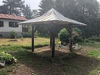 Altán - pronájem chaty Fryšava pod Žákovou horou