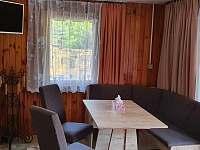 kuchyňský kout - chata ubytování Pokojov