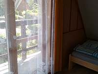 pokoj s balkonem -