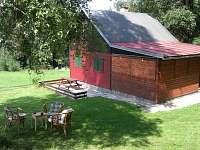 Chata Lány - chata ubytování Kameničky - 2