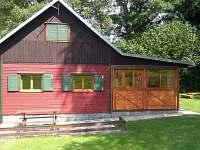 Chata k pronájmu - dovolená Žďársko rekreace Kameničky