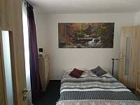 ložnice 2 - tři lůžka - apartmán k pronájmu Nové Dvory