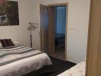 ložnice 2 - tři lůžka - Nové Dvory