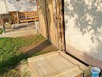 Pískoviště pro děti - apartmán k pronajmutí Nové Dvory