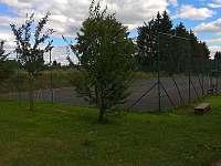 tenisové hřiště v Nových Dvorech - možnost využití - Nové Dvory