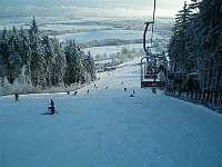 Lyžarský areál Harusův kopec, Nové Město na Moravě -