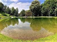 Přírodní koupaliště Bukov - 2 km
